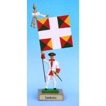 Cambrésis (collection ''drapeaux des Provinces'') (anc. CAM)