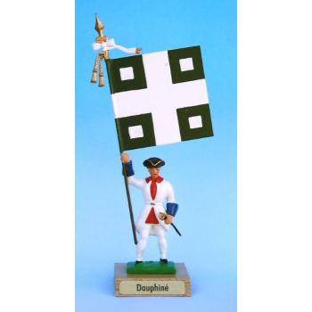 Dauphiné (collection ''drapeaux des Provinces'') (anc. DAU)