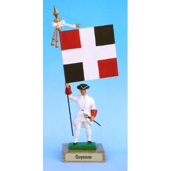 Guyenne (collection ''drapeaux des Provinces'') (anc. GUY)