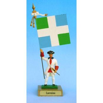 Lorraine (collection ''drapeaux des Provinces'') (anc. LOR)