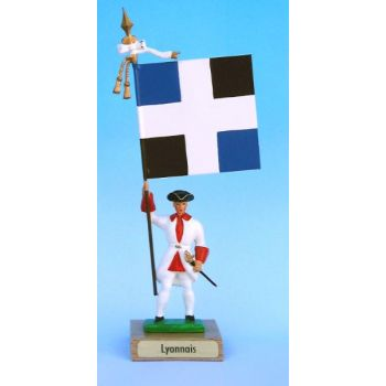 Lyonnais (collection ''drapeaux des Provinces'') (anc. LYO)