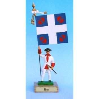 Nice (collection ''drapeaux des Provinces'') (anc. NIC)