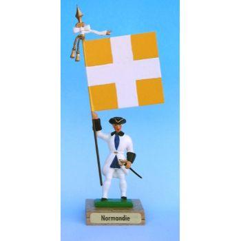 Normandie (collection ''drapeaux des Provinces'') (anc. NOR)