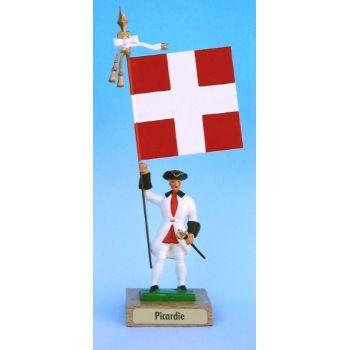 Picardie (collection ''drapeaux des Provinces'') (anc. PIC)