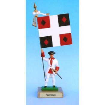 Provence (collection ''drapeaux des Provinces'') (anc. PRO)