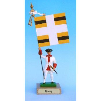 Quercy (collection ''drapeaux des Provinces'') (anc. QUE)