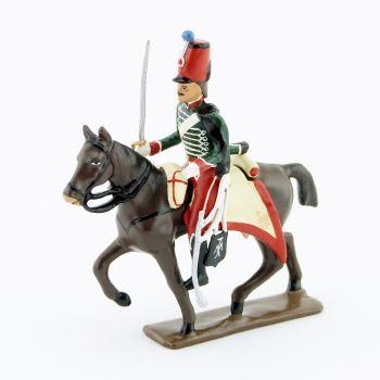 cavalier du 14e Hussards (1812)