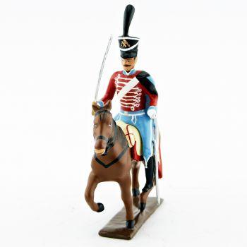 cavalier du 12e régiment de hussards (1808)