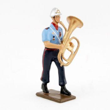 tuba de la Musique des Pompiers