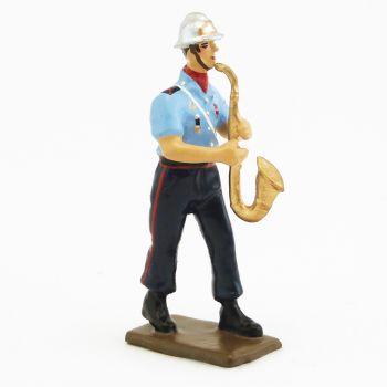 saxophone de la Musique des Pompiers
