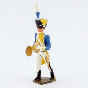 cymbalier de la musique du 3e rgt de grenadiers de la garde (ex-hollandais) (180