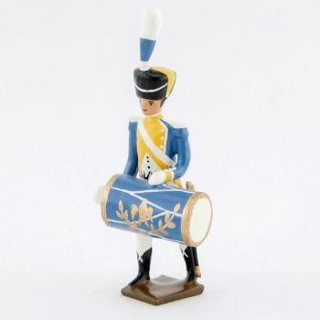 caisse claire de la musique du 3e rgt de grenadiers de la garde (ex-hollandais)