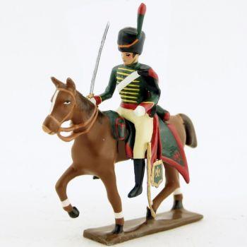 cavalier des chasseurs de la garde à cheval (1809)