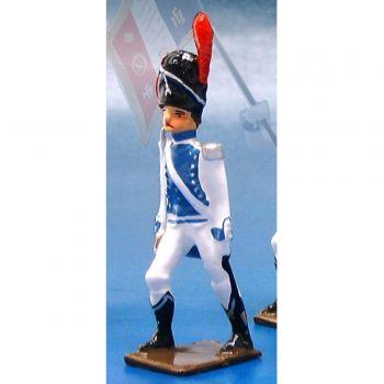 Officier - Grenadiers De Cleves Berg