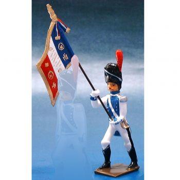 Drapeau - Grenadiers De Cleves Berg