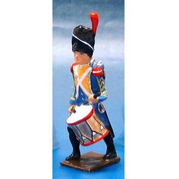 Tambour - Regiment D'Isembourg