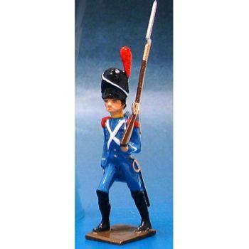 Fantassin - Regiment D'Isembourg