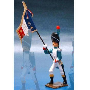 Drapeau - Grenadier Italiens