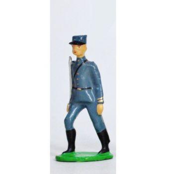 Officier - Infanterie De Ligne, Kepis, Bleu Horizon (1915)