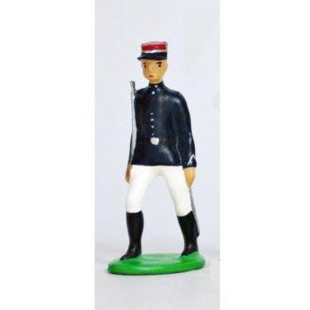 Officier - Chasseurs Alpins Tenue Blanche