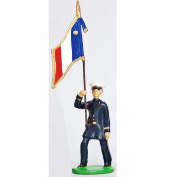 Drapeau - Fusiliers Marins En Bleu