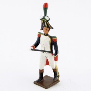 chef de musique de la musique des chasseurs à pied (1809)