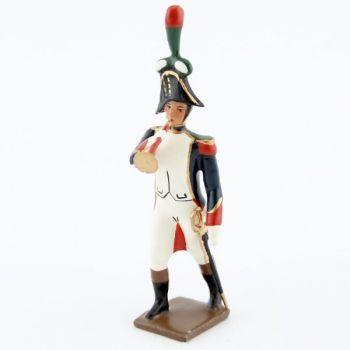 trompette de la musique des chasseurs à pied (1809)