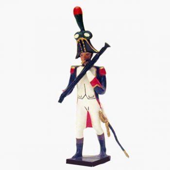 basson de la musique des chasseurs à pied (1809)
