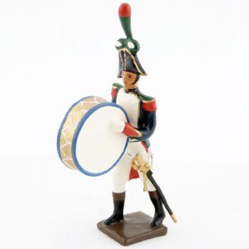 grosse caisse de la musique des chasseurs à pied (1809)