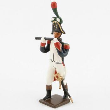 flûte de la musique des chasseurs à pied (1809)