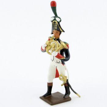cor de la musique des chasseurs à pied (1809)