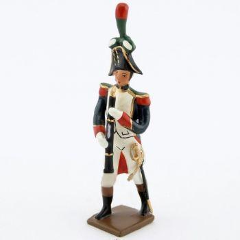 Hautbois  de la musique des chasseurs à pied (1809)