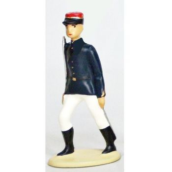 Officier - Zouaves, Tenue D'Ete (1914)