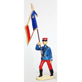 Drapeau - Tirailleurs Algeriens (IIIe Republique)