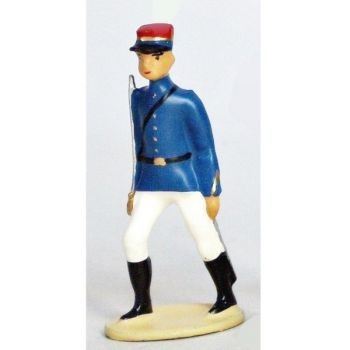 Officier - Tirailleurs Algeriens, Tenue D'Ete (IIIe Republique)