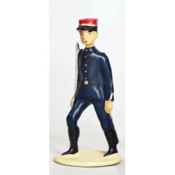 Officier - Tirailleurs Senegalais (IIIe République)