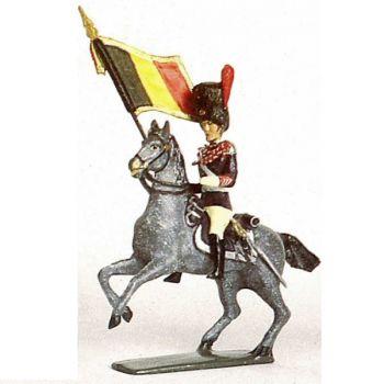étendard de la Garde Royale Belge