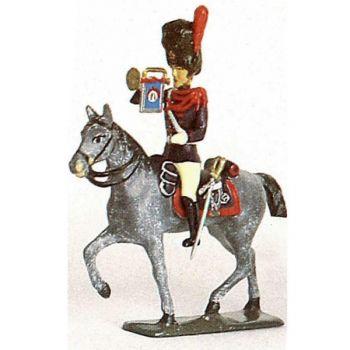 trompette de la Garde Royale Belge