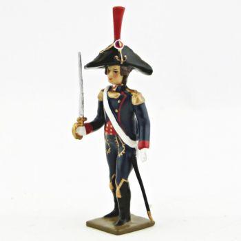 officier du 1er Rgt de Pontonniers (dits du Rhin)