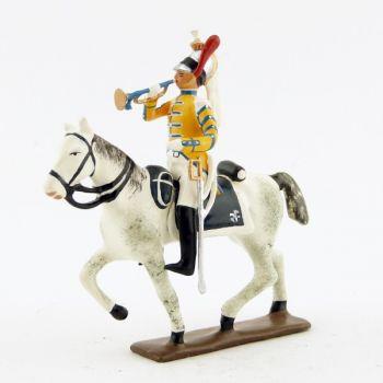 trompette des cuirassiers à cheval (1809)
