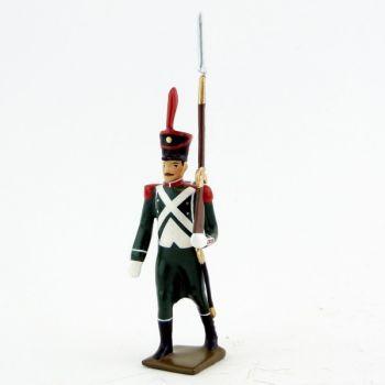 voltigeur du régiment de La Tour d'Auvergne (1806)