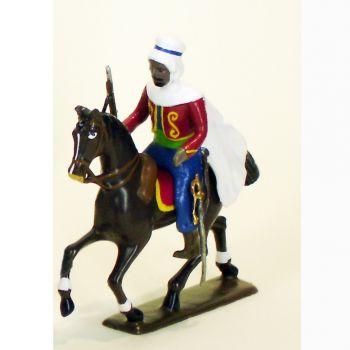 cavalier des spahis (algériens)