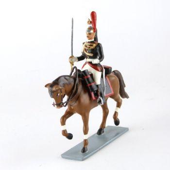 cavalier de la Garde Républicaine (sur cheval blanc)