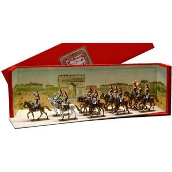 Fanfare de la Garde Républicaine (coffret diorama)