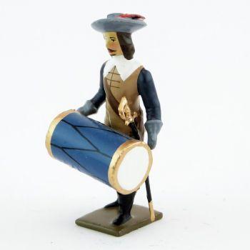 tambour des mousquetaires louis xiii