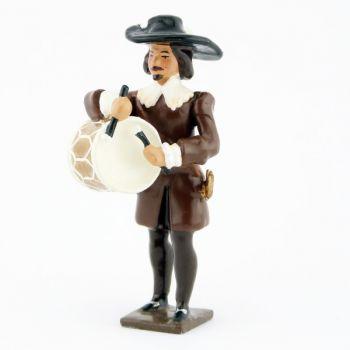 Tambour des Mousquetaires et gardes de Richelieu