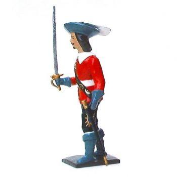 officier des Gardes de Richelieu