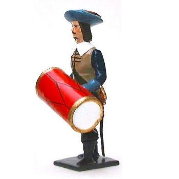 tambour des Gardes de Richelieu