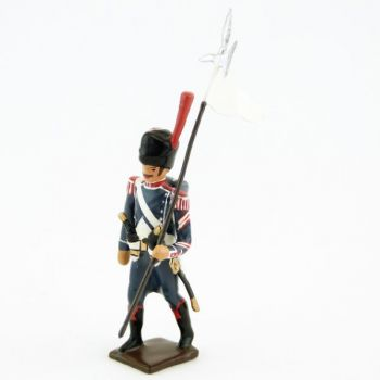 3e porte-aigle du 25e régiment d'Infanterie légère