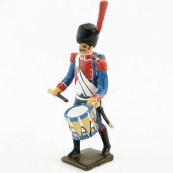 tambour du 25e régiment d'Infanterie légère